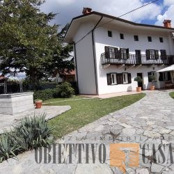 A6° Doberdò del Lago: Marcottini casa accostata tricamere con giardino